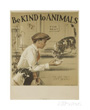 Be Kind to Animals 1939 Dog Art Print