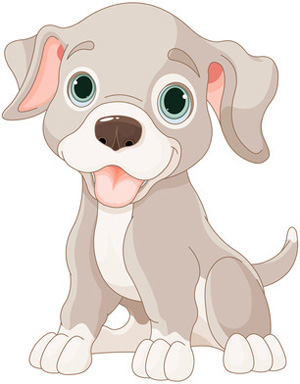 clip art grey puppy dog pictures of dogs rh dogsinpictures com clip art puppy thank you picture clip art puppy paws