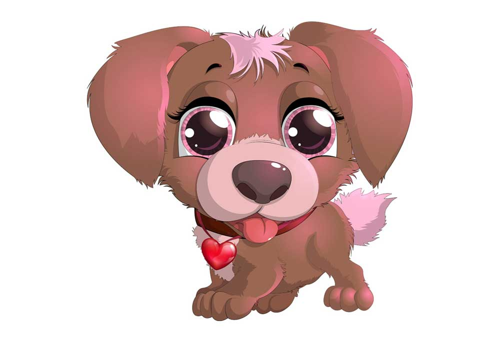 DOGGIE DAY CARE - Page 2 Dog-clipart-cute-puppy-dog-face