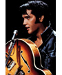 Hound Dog Poster, Young Elvis Presley