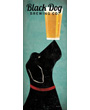 Art Print Poster Black Dog Brewing Co.
